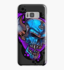Viking Skull Samsung Galaxy Case/Skin