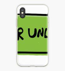 Texting Generation iPhone Case