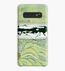 Iron Petal Case/Skin for Samsung Galaxy