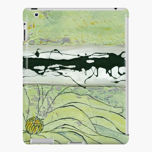 Iron Petal iPad Snap Case