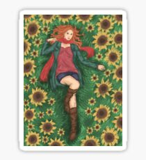 For Amy Pond Sticker
