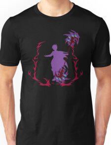The Mauve Tenebrosity Desciple Unisex T-Shirt