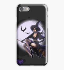 Pinup Witch iPhone Case/Skin