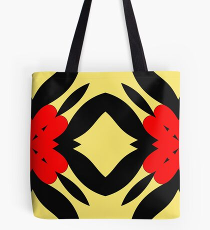 Flower of Gold 2 by Julie Everhart Tote Bag