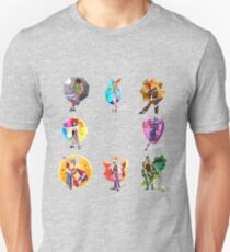 Kanto Series Complete T-Shirt
