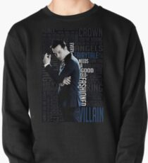 Jim Moriarty Pullover
