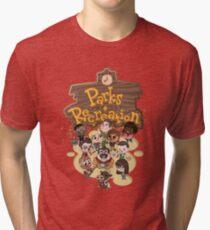Parks & Rec Tri-blend T-Shirt