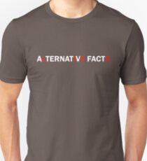 Alternative Facts are Just Lies (ALT FONT - (Custom Fonts Avaliable - See Description)) T-Shirt
