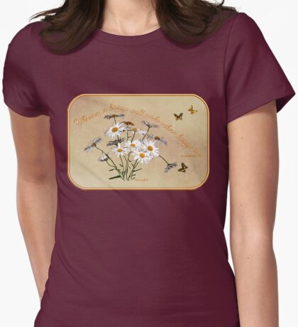 Younger Than Springtime ~ Daisies T-Shirt