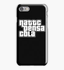 NATTC Pensacola gta iPhone Case/Skin