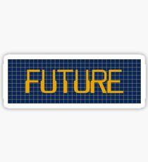 Retro-Future IV Sticker