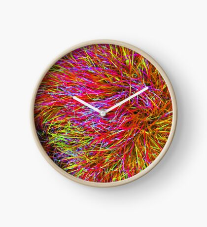 A Swirl of Grass - Fireworks Clock