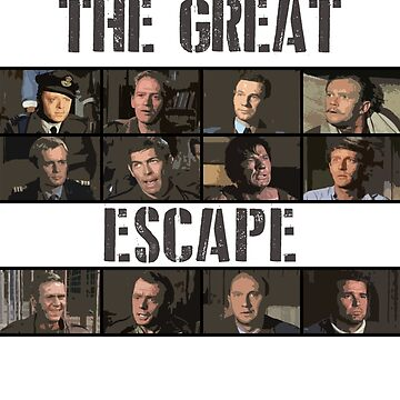 The Great Escape Grey by rhizatay