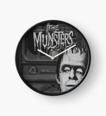 The Munsters Clock