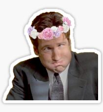 Mulder Potato Head Sticker