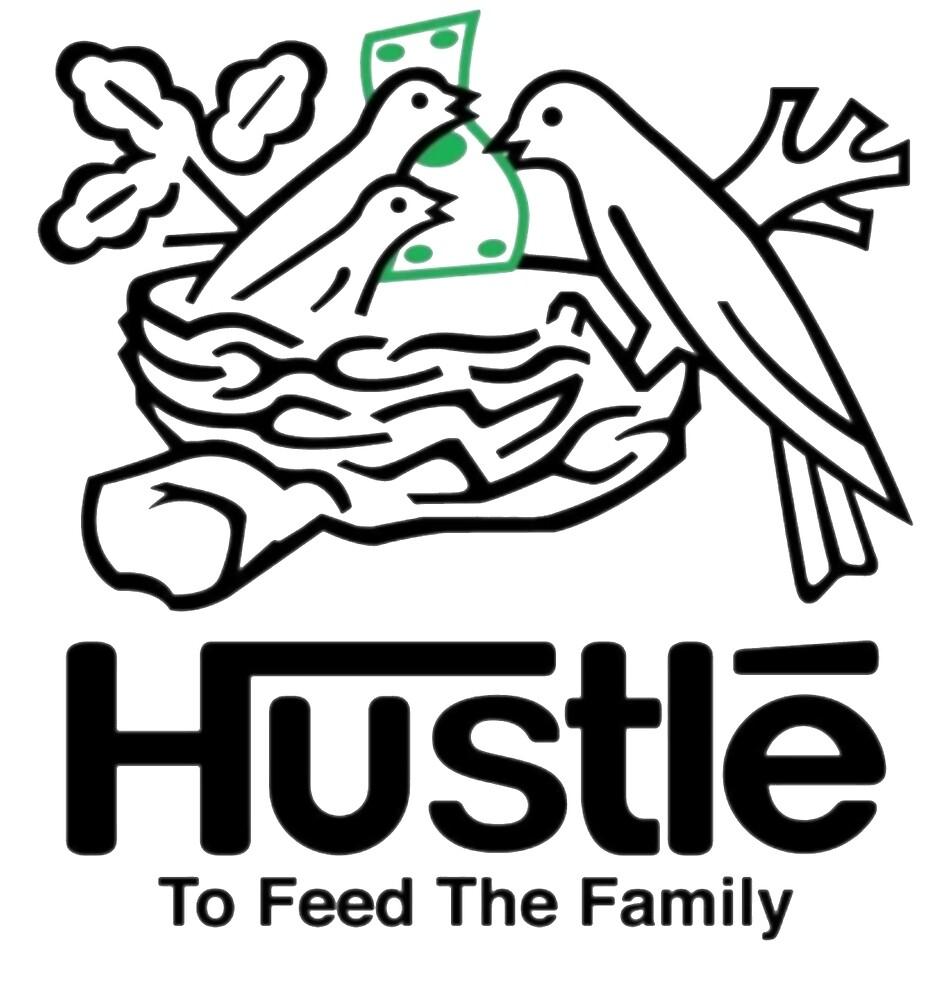 Hektik um die Familie zu ernähren von GKnation