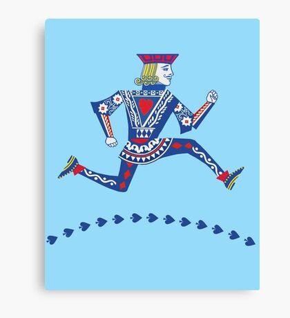 Jumping Jack Escape Velocity Canvas Print