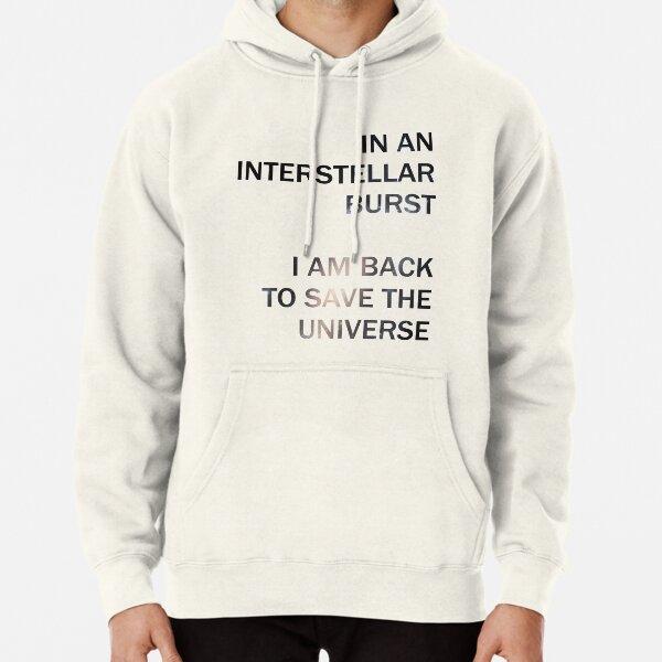 In an Interstellar Burst Pullover Hoodie