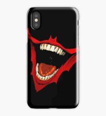 keep smile iPhone Case/Skin