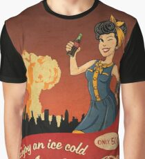 Enjoy Nuka Cola Graphic T-Shirt