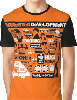 Arrested Development Graphic T-Shirt