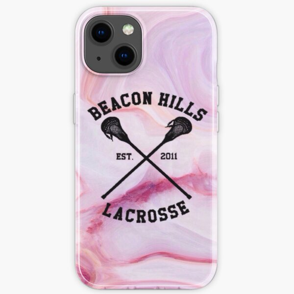 Beacon Hills Lacrosse - Teen Wolf iPhone Soft Case