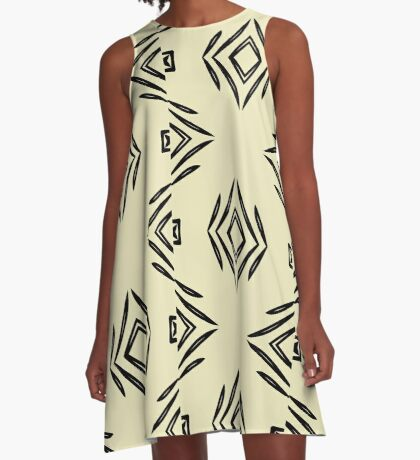 Style Lines by Julie Everhart A-Line Dress