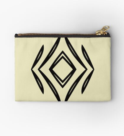Style Lines by Julie Everhart Zipper Pouch