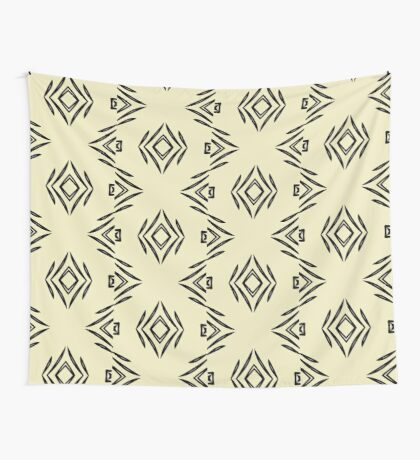 Style Lines by Julie Everhart Wall Tapestry
