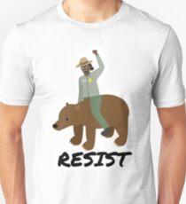 The Bear Cavalry Unisex T-Shirt