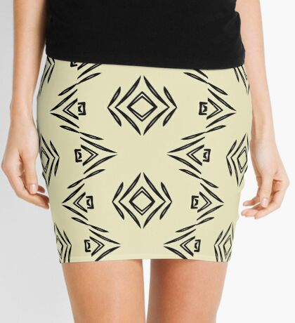 Style Lines by Julie Everhart Mini Skirt