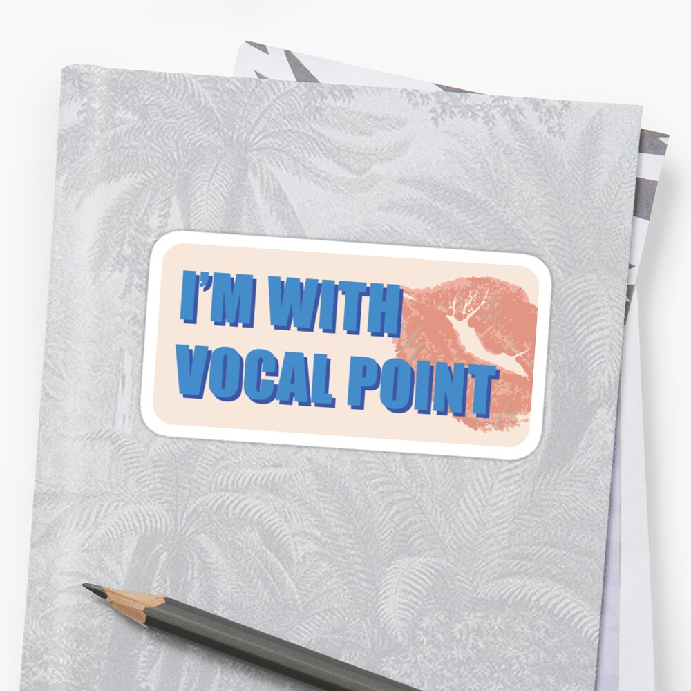 I'm with vocal point by Mojin Yu