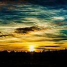 Sunrise #3/Redmond by Richard Bozarth
