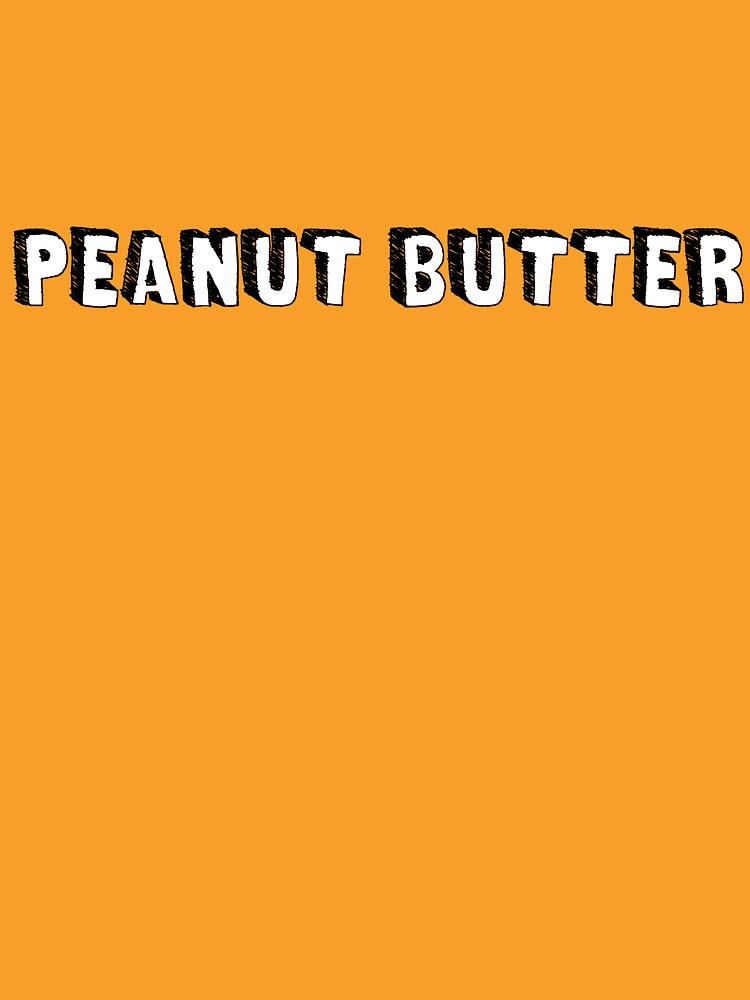 I love peanut butter by ehmehli