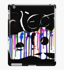 Vibrant Destruction  iPad Case/Skin