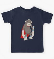 super sock Kids Tee