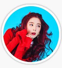 Irene Rookie - Red Velvet Sticker