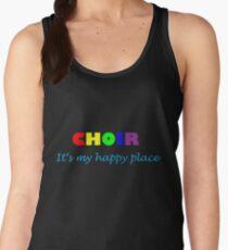 Choir: Happy Place Women's Tank Top