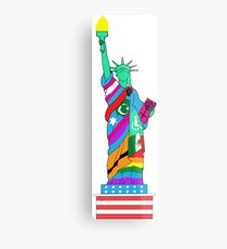 Liberty for All Metal Print
