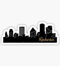 Rochester Skyline Sticker