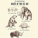 Beasts of the Ice Age by DinoMike