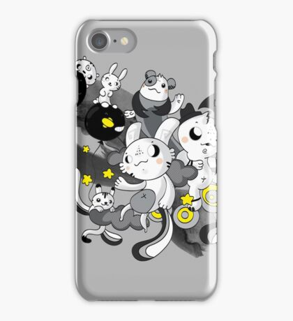 We're  singing in the rain iPhone Case/Skin