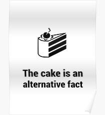 Alternative Fact Poster
