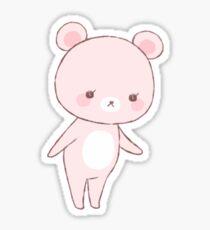 Sweet bear Sticker