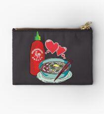 Pho & Sriracha Love Studio Pouch