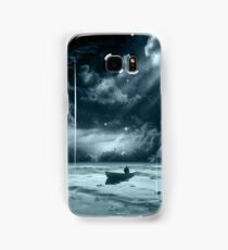 Without a Paddle Samsung Galaxy Case/Skin