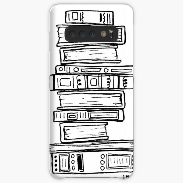 Stack of Books Samsung Galaxy Snap Case