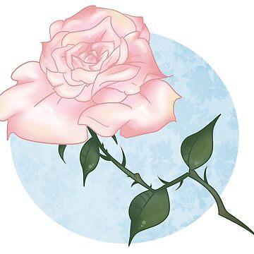 English Rose by mcrmorbid