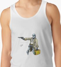 Daddy was a bank robber Tank Top