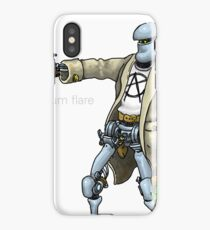 Daddy was a bank robber iPhone Case